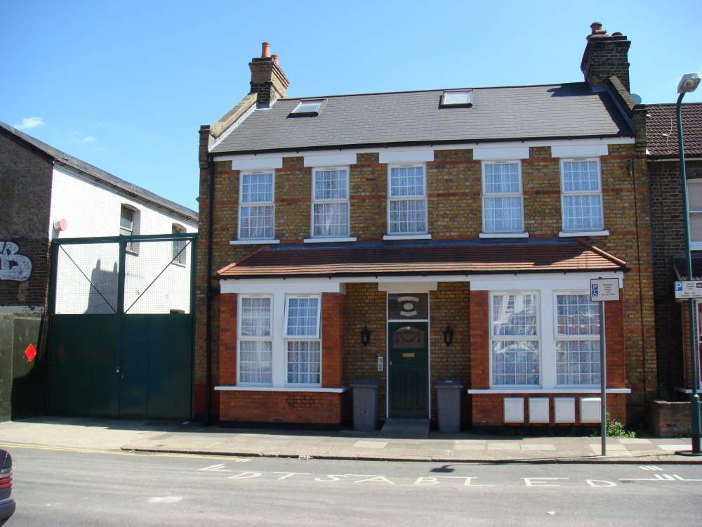 Willesden property front