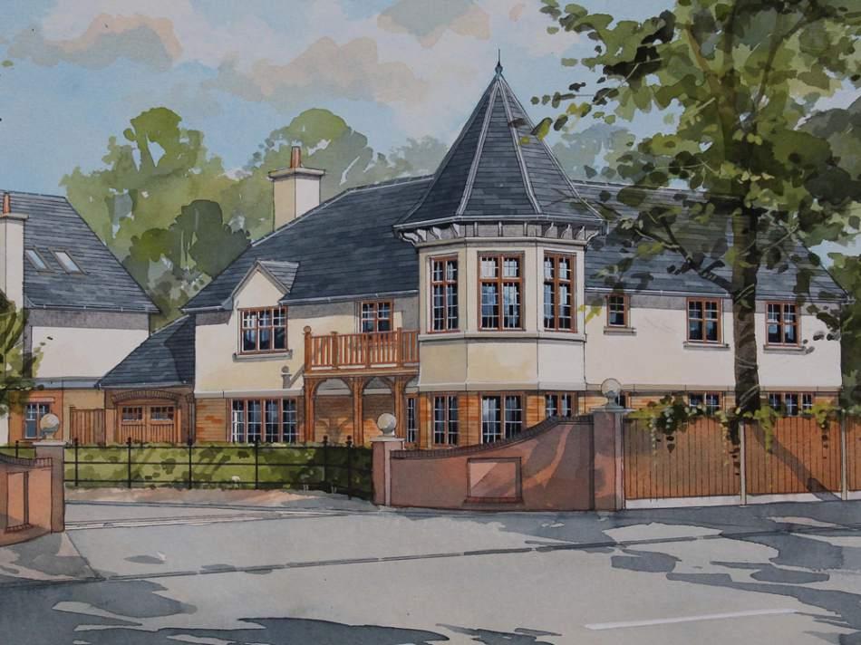 Birchville Court visualisation