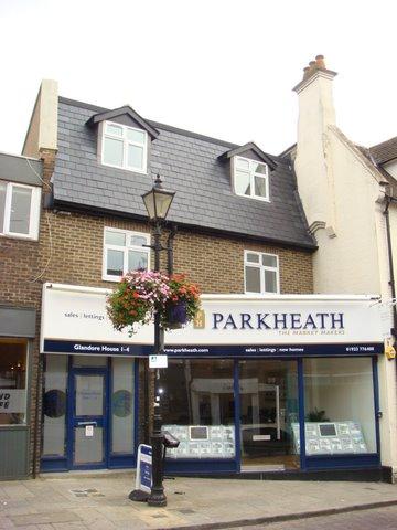 Rickmansworth property front