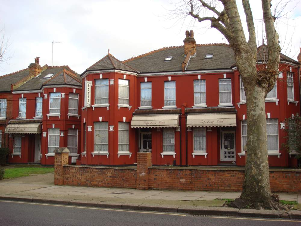 Willesden Green property front